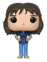 Image: Pop! Stranger Things Vinyl Figure: Joyce  - Funko