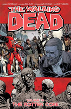 Image: Walking Dead Vol. 31: The Rotton Core SC  - Image Comics