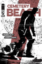 Image: Cemetery Beach #7 (cover A - Howard) - Image Comics