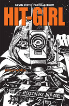 Image: Hit-Girl Season Two #2 (cover B - Francavilla B&W) - Image Comics