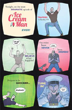 Image: Ice Cream Man #11 (cover A - Morazzo & O'Halloran) - Image Comics