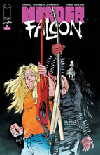 Image: Murder Falcon #6 (cover A - Johnson & Spicer) - Image Comics