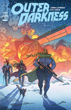 Image: Outer Darkness #5 - Image Comics