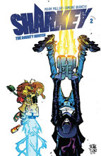 Image: Sharkey the Bounty Hunter #2 (cover C - Young) - Image Comics