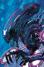 Image: William Gibson Alien 3 #5 (cover B - Ward) - Dark Horse Comics