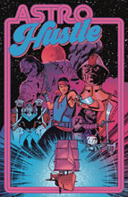 Image: Astro Hustle #1 (cover A - Reilly) (Web Super Special) - Dark Horse Comics