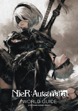 Image: NieR: Automata World Guide HC  - Dark Horse Comics