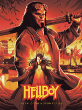 Image: Hellboy: The Art of the Motion Picture HC  - Dark Horse Comics