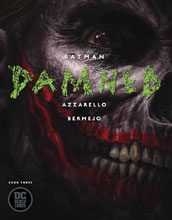 Image: Batman: Damned #3 - DC Comics