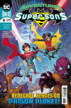 Image: Adventures of the Super Sons #8 - DC Comics