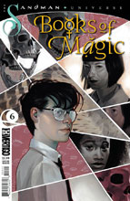 Image: Books of Magic #6 - DC Comics