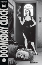 Image: Doomsday Clock #10 - DC Comics