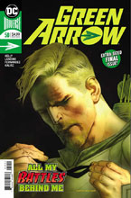 Image: Green Arrow #50 - DC Comics