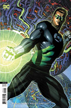 Image: Green Lantern #5 (variant cover - Joe St. Pierre) - DC Comics