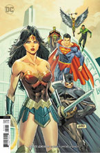Image: Justice League #19 (variant cover - Rob Liefeld) - DC Comics