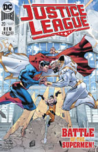Image: Justice League #20 - DC Comics