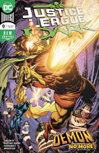 Image: Justice League Dark #9 - DC Comics