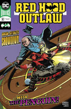 Image: Red Hood: Outlaw #32 - DC Comics
