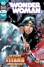 Image: Wonder Woman #67 - DC Comics