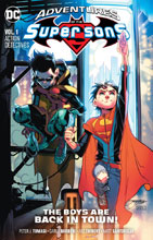 Image: Adventures of the Super Sons Vol. 01: Action Detective SC  - DC Comics