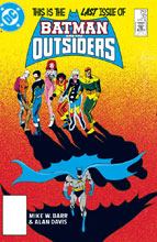 Image: Batman and the Outsiders Vol. 03 HC  - DC Comics