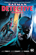 Image: Batman: Detective Comics Rebirth Deluxe Edition Vol. 04 HC  - DC Comics