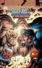 Image: Injustice vs. Masters of the Universe HC  - DC Comics