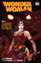 Image: Wonder Woman Vol. 08: Dark Gods SC  - DC Comics