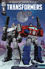 Image: Transformers #1 (cover A - Rodriguez) - IDW Publishing