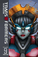 Image: Transformers IDW Collection Phase 2 Vol. 09 HC  - IDW Publishing
