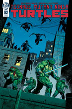 Image: Teenage Mutant Ninja Turtles #92 (incentive cover - Walsh) (10-copy) - IDW Publishing