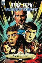 Image: Star Trek: Waypoint Special 2019  - IDW Publishing