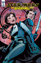 Image: Star Wars Adventures Treasury Edition: Prequel Trilogy  - IDW Publishing