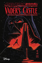 Image: Star Wars Adventures: Tales from Vader's Castle SC  - IDW Publishing