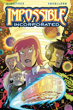 Image: Impossible Incorporated SC  - IDW Publishing
