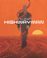 Image: Highwayman SC  - IDW - Top Shelf