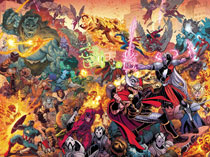 Image: War of the Realms #1 - Marvel Comics
