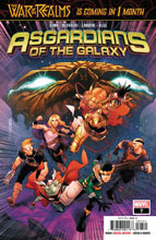 Image: Asgardians of the Galaxy #7 - Marvel Comics