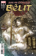 Image: Age of Conan: Belit #1 - Marvel Comics