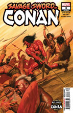 Image: Savage Sword of Conan #3 - Marvel Comics