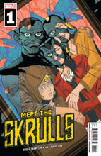 Image: Meet the Skrulls #1 (Web Super Special) - Marvel Comics