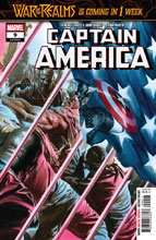 Image: Captain America #9 - Marvel Comics