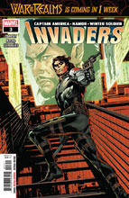 Image: Invaders #3 - Marvel Comics