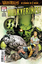 Image: Hulkverines #2 - Marvel Comics