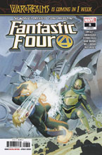 Image: Fantastic Four #8 - Marvel Comics