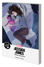 Image: Jessica Jones: Purple Daughter SC  - Marvel Comics