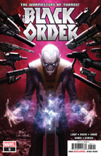 Image: Black Order #5 - Marvel Comics