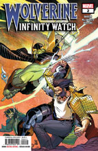 Image: Wolverine: Infinity Watch #2 - Marvel Comics