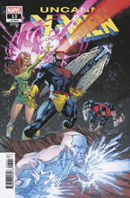Image: Uncanny X-Men #13 (variant cover - Scott Williams) - Marvel Comics