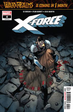 Image: X-Force #4 - Marvel Comics